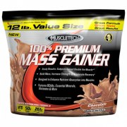 Muscletech 100% Mass Gainer 5400 г