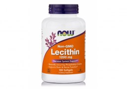 NOW Lecithin 1200 мг 100 капс