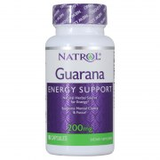 Natrol Guarana 200 мг 90 капс