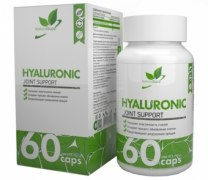 NaturalSupp Hyaluronic Acid 60 капс