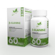 NaturalSupp Beta-Alanine 60 капс