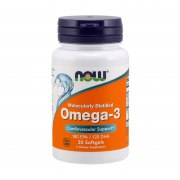 NOW Omega-3 1000 мг 30 гел капс