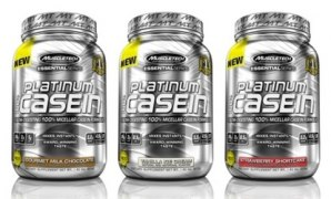 Muscletech Essential 100% Casein 824 гр